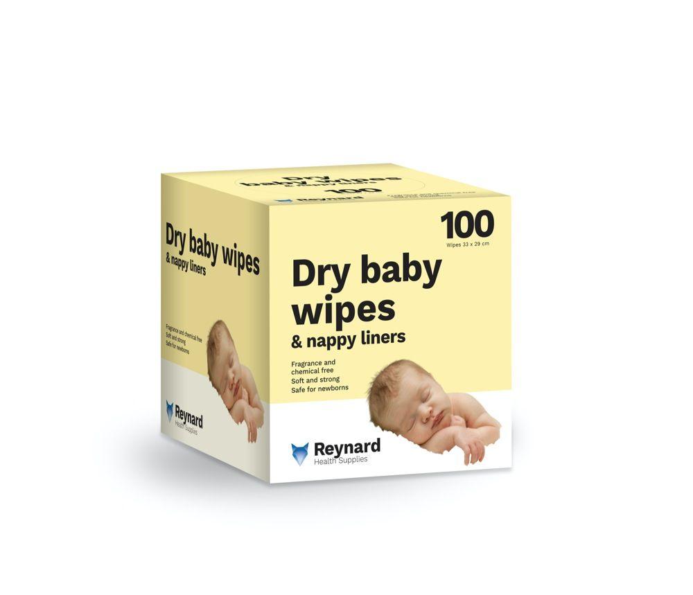 Reynard Everyday Wipes 100 Pack