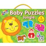 Galt Baby Puzzles Jungle 2pc image 0