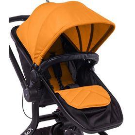 Infa Arlo Stroller Insert Set (Hood + Insert) Orange
