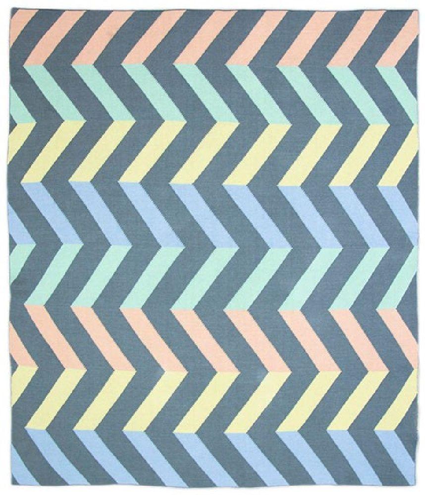 Weegoamigo Bestee Knit Blanket Spectrum