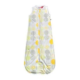 Plum Bamboo Jersey 0.5 Tog Sleep Bag Uni Circle Asstd 0-6M