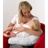 Baby Studio Breast Feeding Pillow Chevron image 1