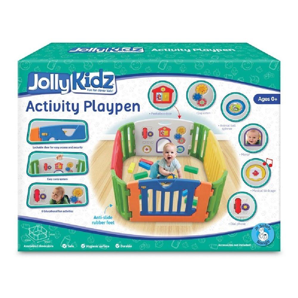 Jolly Kidz Activity Playpen image 1