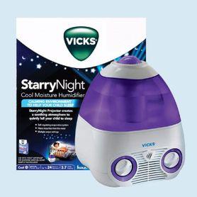 Vicks Starry Night Humidifier