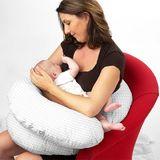 Baby Studio Body Pillow Chevron image 1