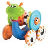 Yookidoo Crawl N Go Snail image 0