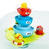 Yookidoo Stack N Spray Tub Fountain image 0