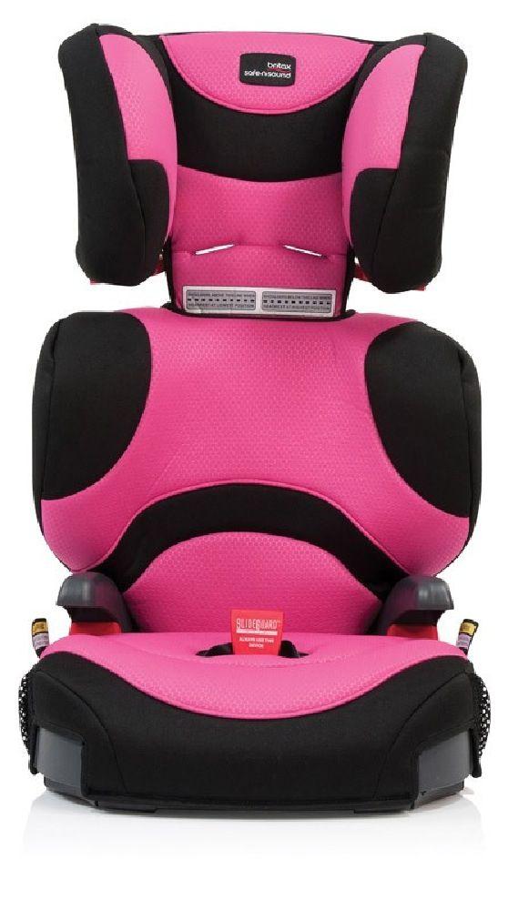 Britax Safe N Sound Hi Liner SG Pink image 0