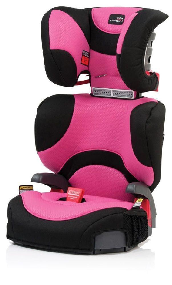 Britax Safe N Sound Hi Liner SG Pink image 1