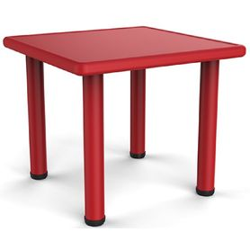 4Baby Plastic Table Red