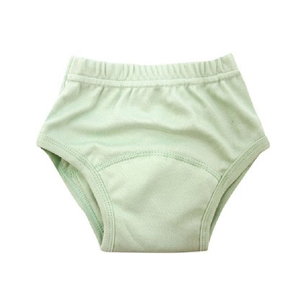 Pea Pods Training Pants Small Green