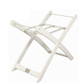 Childcare Moses Bassinet Stand White