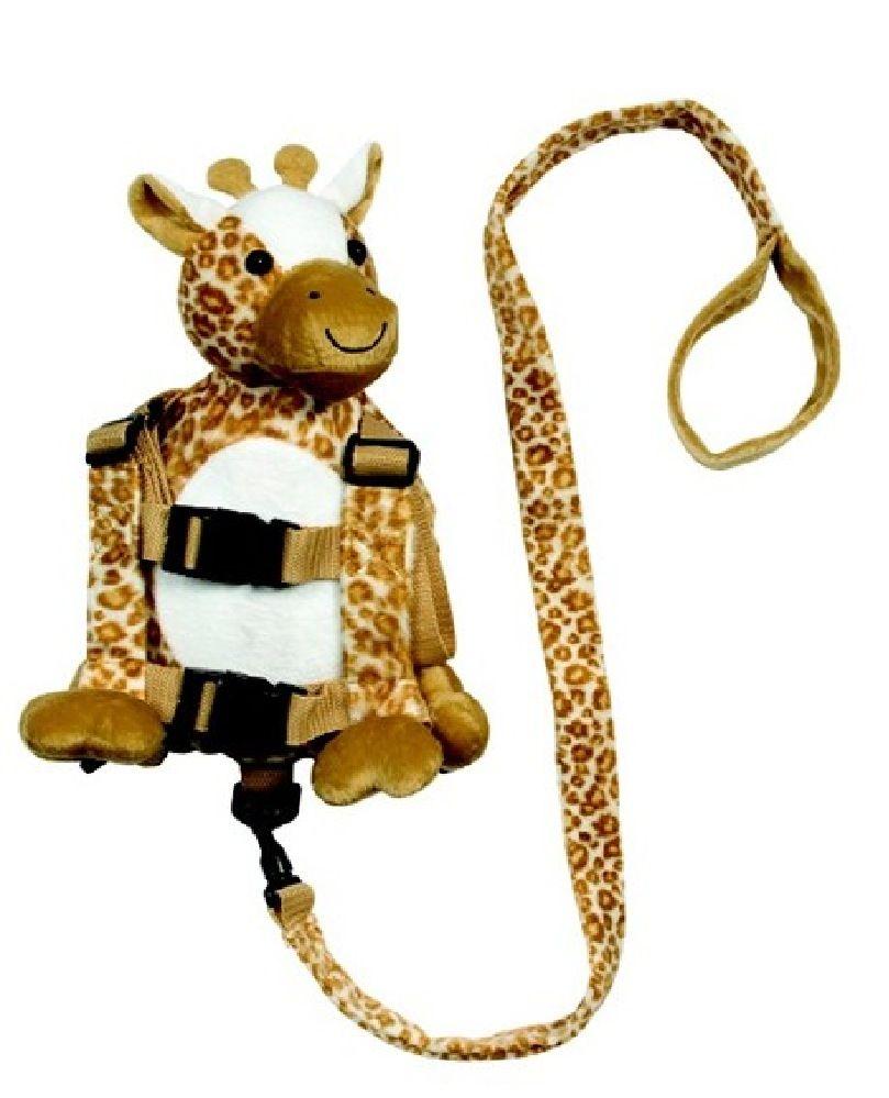 Playette Harness Buddy Giraffe Tan