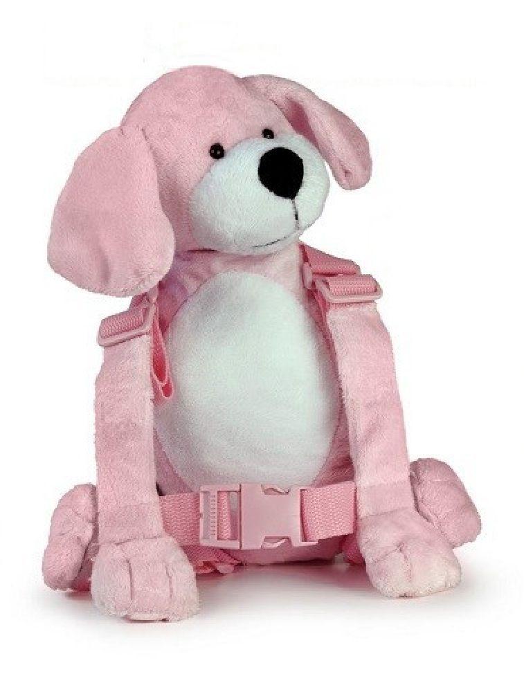 Playette Harness Buddy Pink Puppy