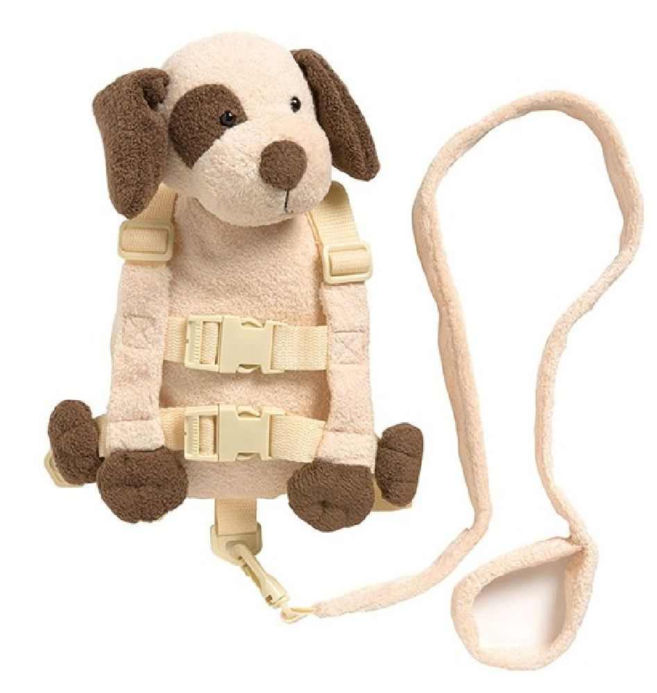 Playette Harness Buddy Tan Puppy