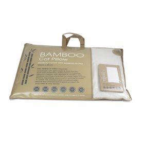 Bubba Blue Bamboo Cot Pillow