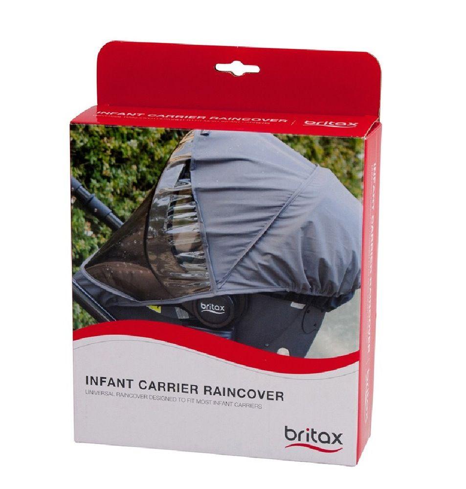 Britax Infant Carrier/Capsule Rain Cover image 1