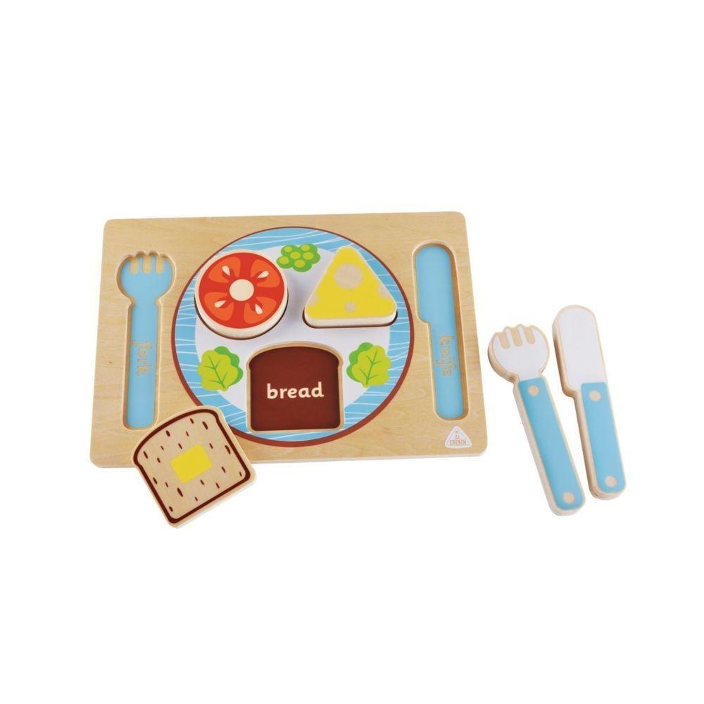 ELC Wooden Puzzle Kitchen