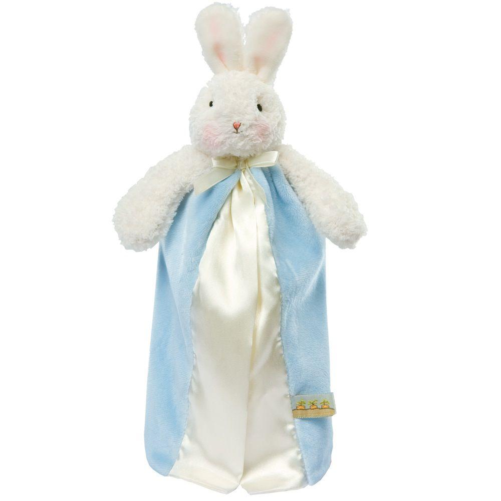 Bunnies By The Bay Bye Bye Buddy - Blue Bud Bunny
