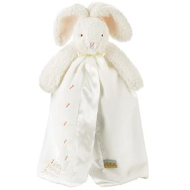 Bunnies By The Bay Buddy Blanket - White Bunny