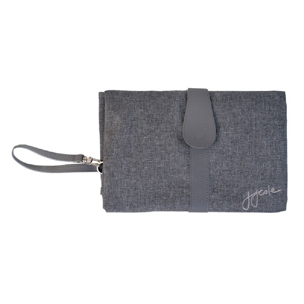 JJ Cole Changing Clutch Grey image 0