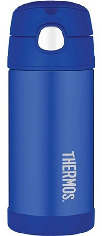 Thermos Funtainer Bottle Insulated Blue 355ML image 0