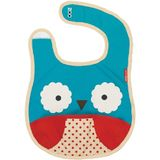 Skip Hop Zoo Bib Owl image 0