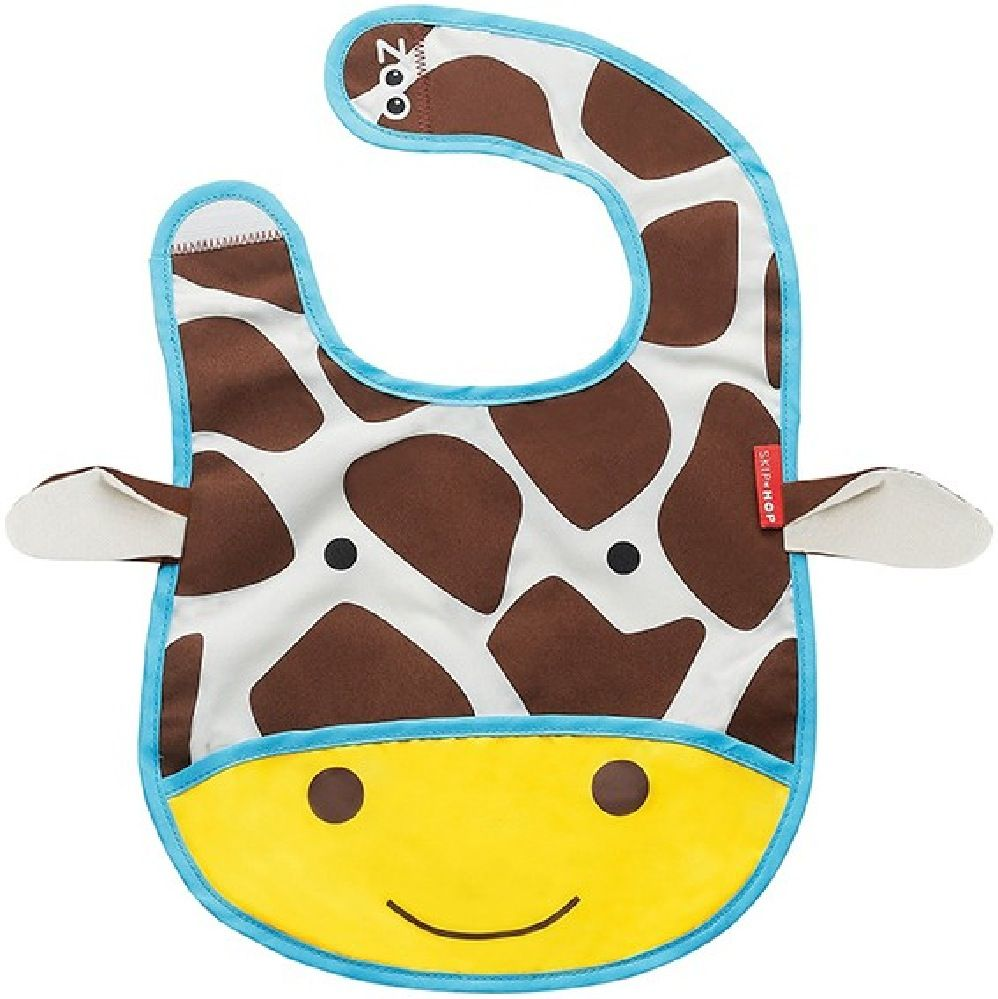 Skip Hop Zoo Bib Giraffe