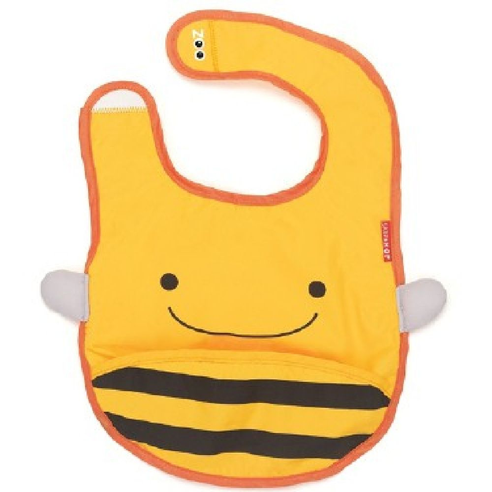 Skip Hop Zoo Bib Bee