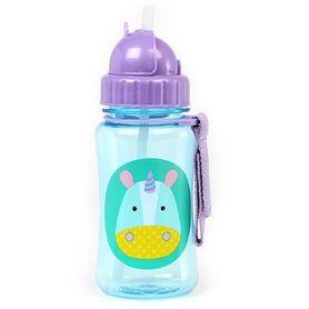Skip Hop Zoo Bottle Straw Unicorn