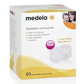 Medela Breastpads Disposable 60 Pack