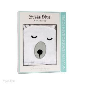 Bubba Blue Polar Bear Novelty Towel