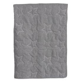 Playgro Quilt Star Grey