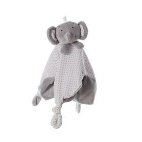 Playgro Comforter Elephant Grey/White