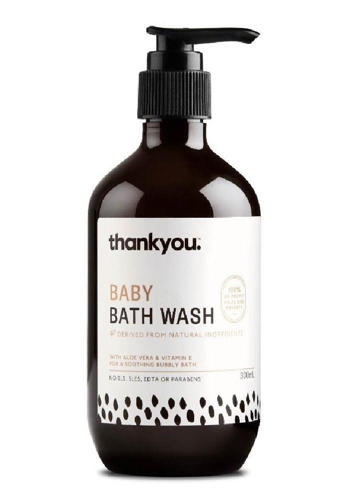 Thankyou Baby Bath Wash 300ml