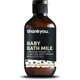 Thankyou Baby Bath Milk 300ml