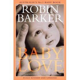 Baby Love Parent Book