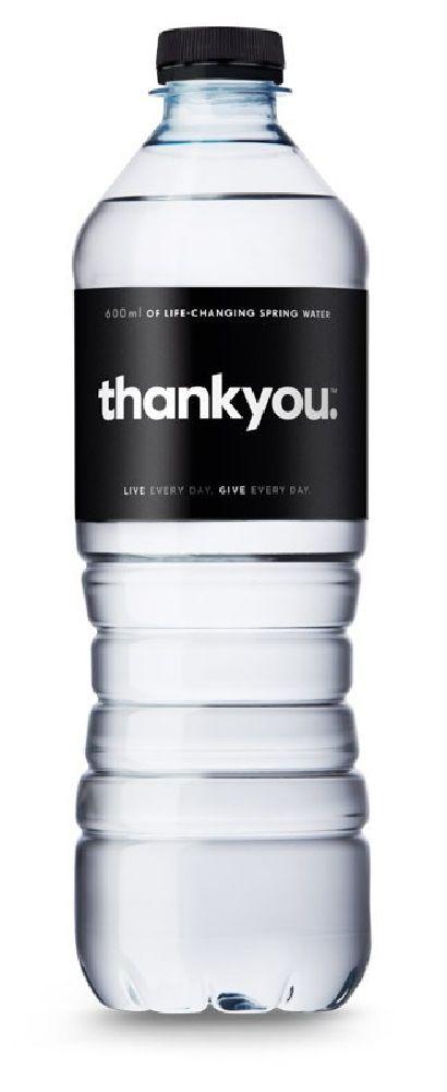 Thankyou Water 600ml