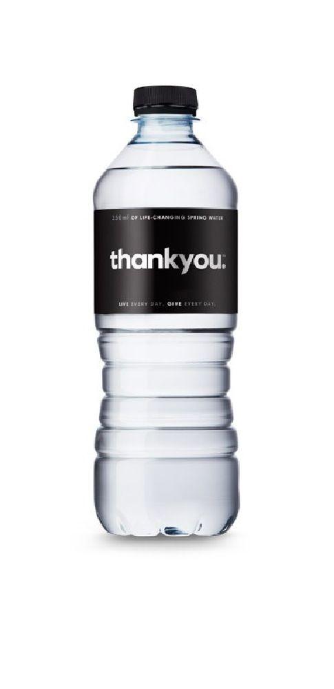 Thankyou Water 350ml image 0