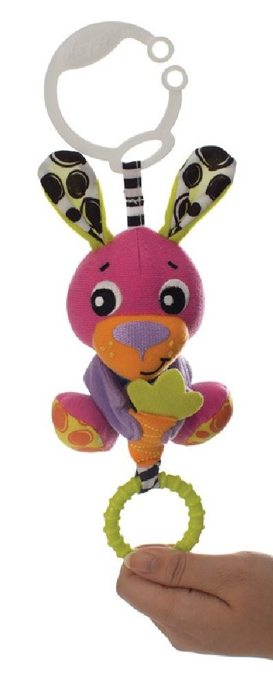 Playgro Peek A Boo Wiggling Bunny