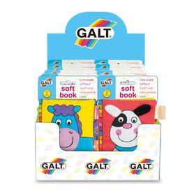 Galt Soft Book Assorted