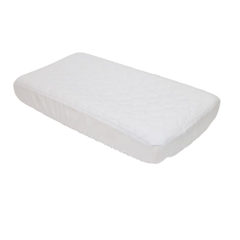 4Baby Quilted Mattress Protector Standard Cot