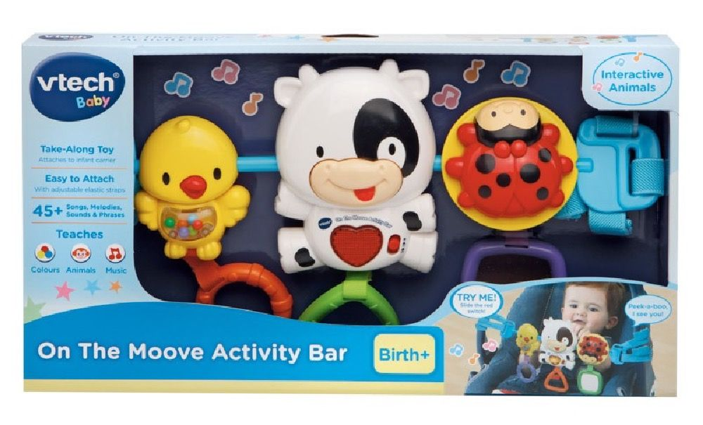 Vtech On The Moove Activity Bar image 1