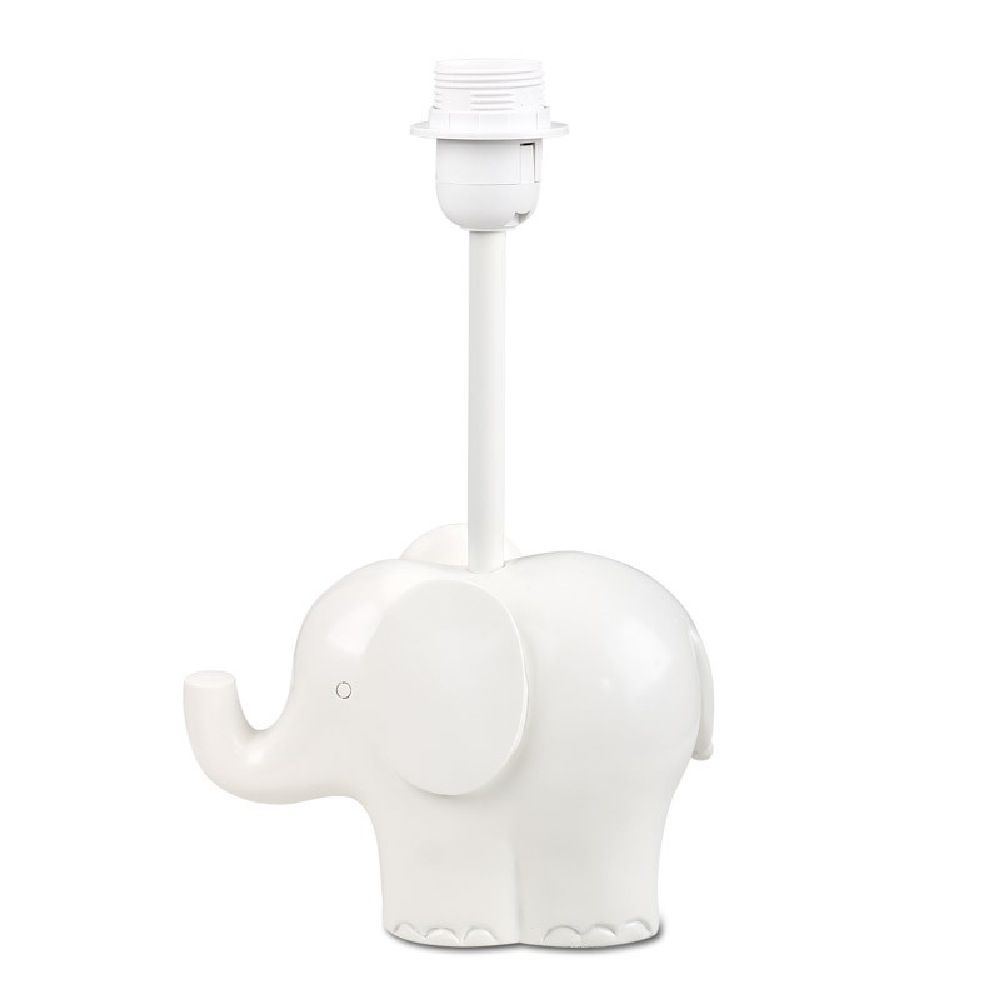 The Peanut Shell Lamp Base Elephant