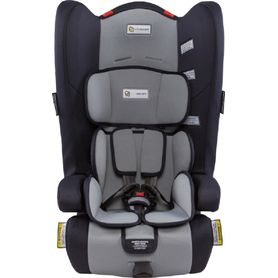 Infasecure Rover Convertible Booster Car Seat Graphite