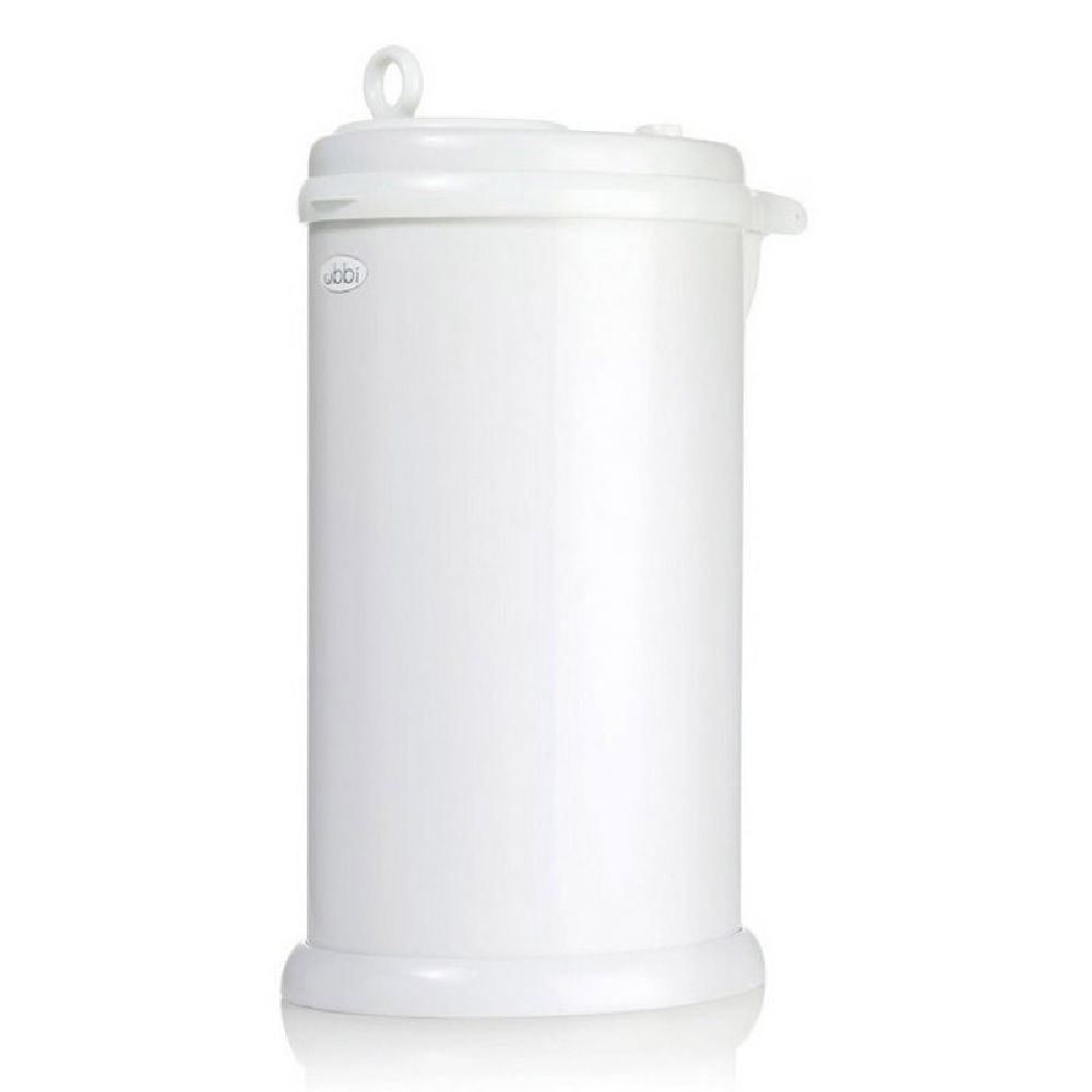 Ubbi Nappy Disposal Unit White