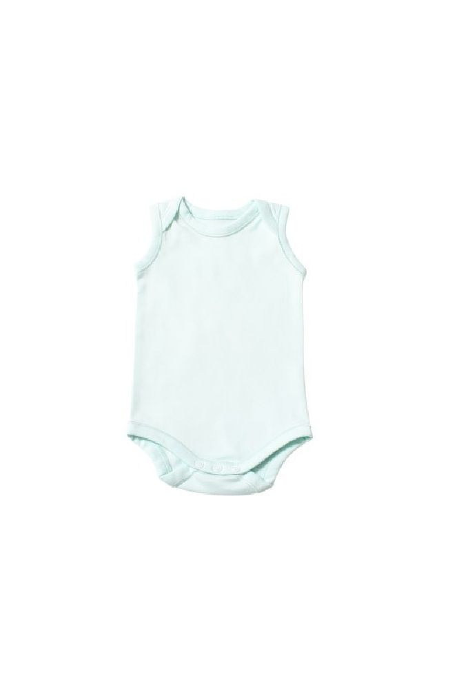4Baby Bodysuit Sleeveless Mint parent image 0