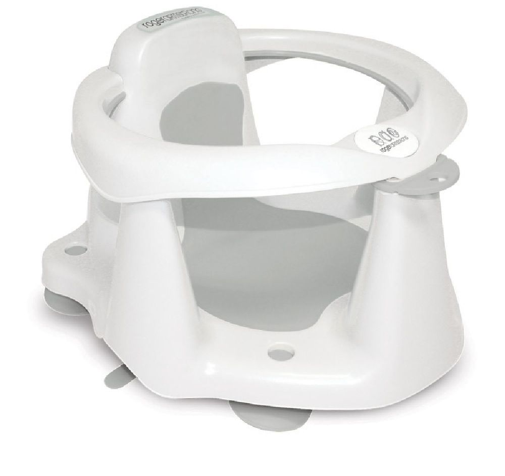 Roger Armstrong Aqua-Ring Bath Support Grey/White