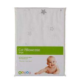 4Baby Twinkle Pillowcase Grey