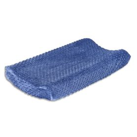 The Peanut Shell Little Peanut Change Pad Cover Navy Blue